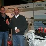 Torsten and Marcus Platt from Motor-Services Hugo Stamp