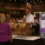 Raffle Drawing last day of IBEX Show