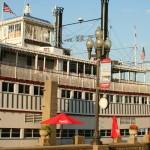 Front view of Belle of Louisville