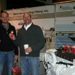 Torsten and Marcus Platt from Motor-Services Hugo Stamp