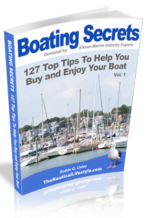 "Boating Secrets: 8.5"" x 11"", 230 pages"