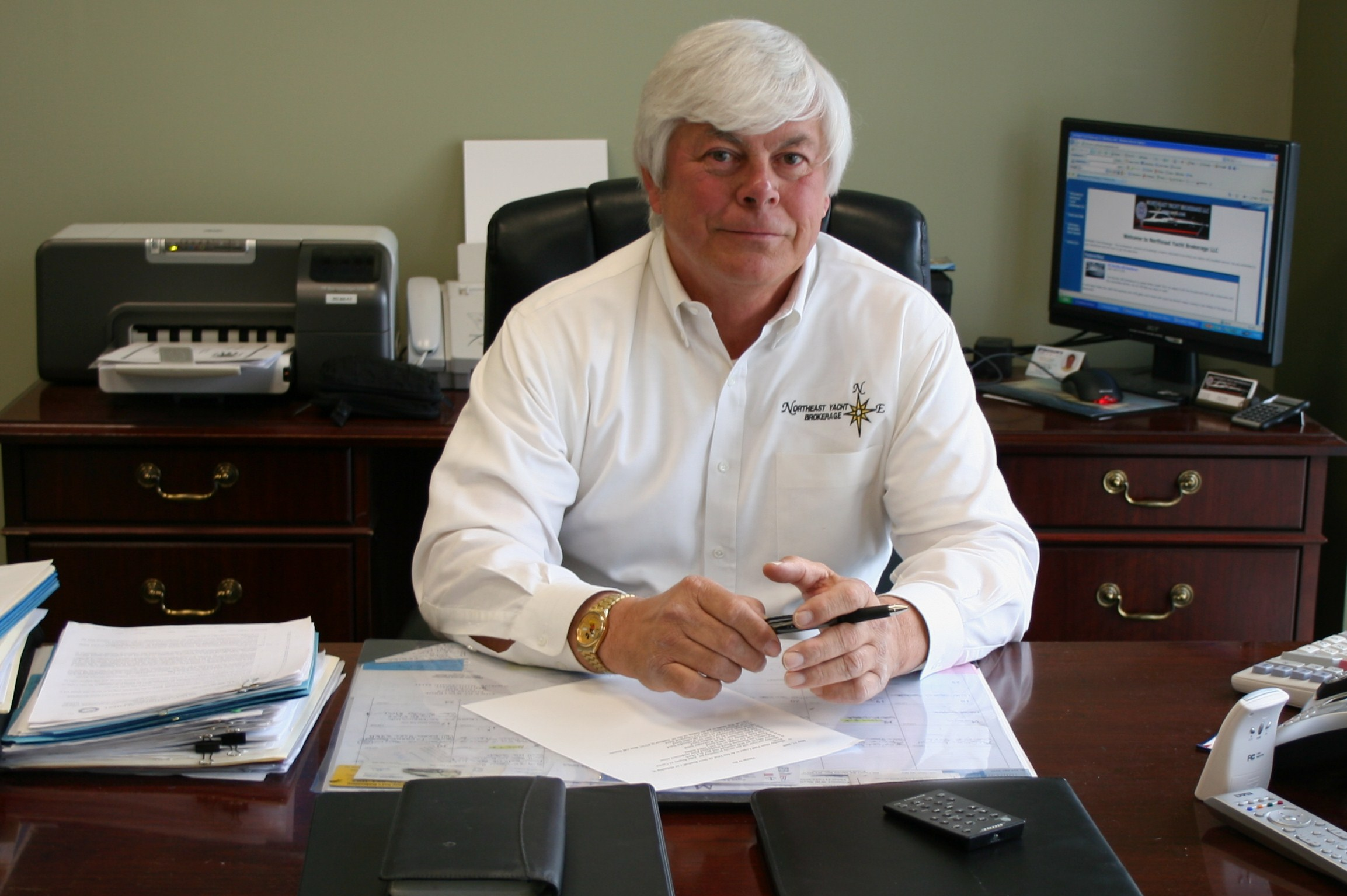 John Crosby - Northeast Yacht Brokerage, Winthrop, MA
